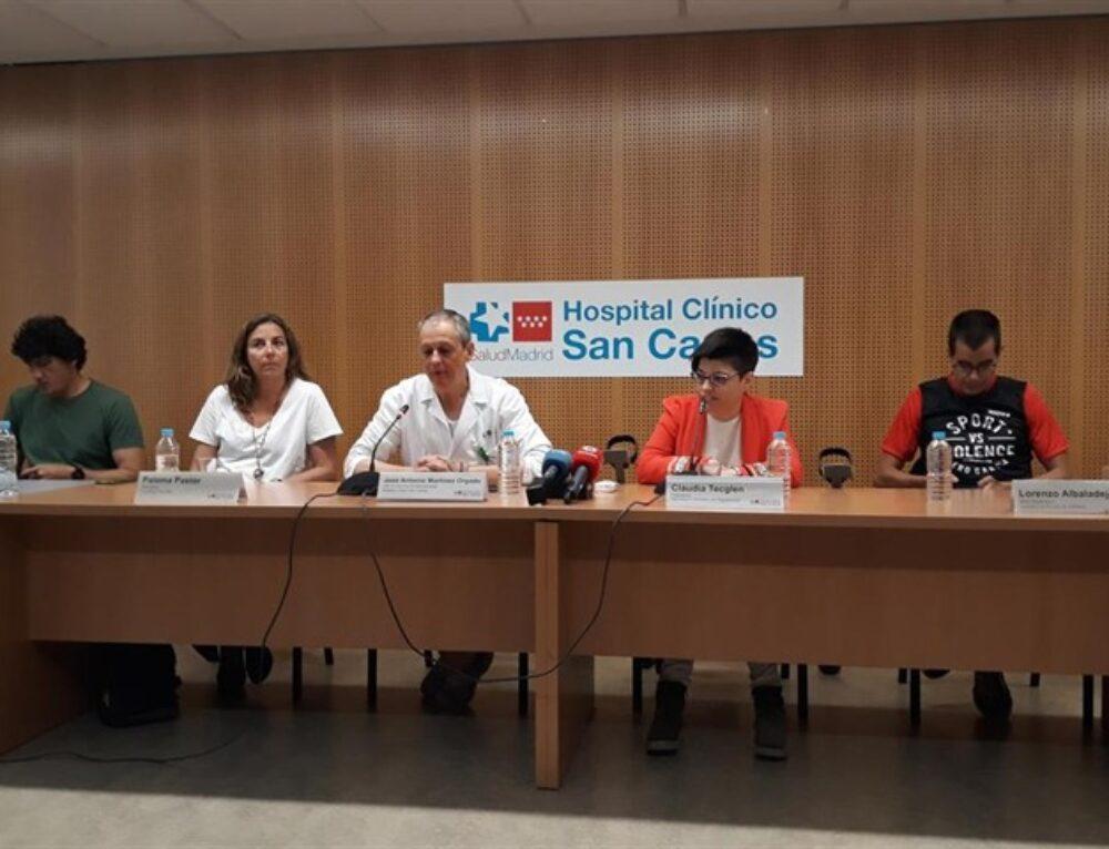 Colaboramos con el Servicio de neonatología del Hospital Clínico de Madrid. Ensayo clínico con CBD en niños prematuros o con asfixia al nacer.