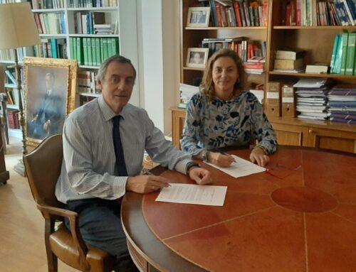 Convenio de colaboración de asesoría jurídica en materia de discapacidad y derechos entre Fundación Sin Daño y De La Riva y Pastor Abogados